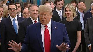 Trump-Impeachment: So ein Verfahren gab es noch nie