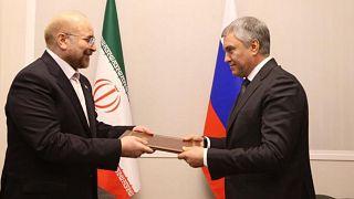تحویل نامه رهبر ایران به نماینده ویژه رییس جمهور روسیه