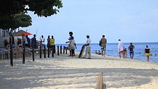 Tourists visit Zanzibar as Tanzania govt says no coronavirus cases