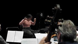 Glass Marcano, la joven promesa de la música clásica que conquistó Francia