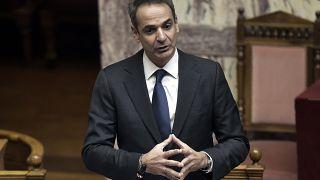 "Greece's opposition said Prime Minister Kyriakos Mitsotakis had demonstrated ""profound arrogance""."