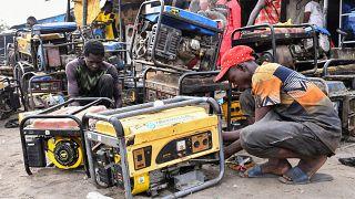 Maiduguri : des équipes travaillent au rétablissement de l'électricité