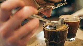 """il """"training olfattivo"""" può essere duro, ma in questo modo si torna a sentire l'odore naturale del caffé"""