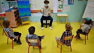 Hollanda'da bir okul