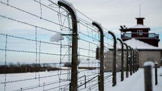 Almanya'daki eski bir toplama kampı