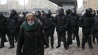 Москва, 31 января 2021
