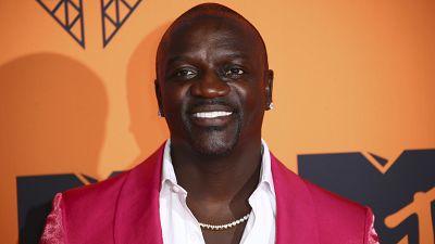 RDC : la star sénégalaise du hip-hop Akon signe un accord minier