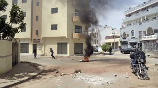 Clashes in Senegal after opposition leader Sonko accused of rape