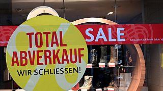 Covid sorgt für Pleitewelle in Europa - Gewerkschaften schlagen Alarm