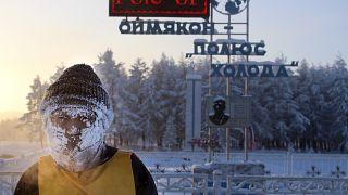Oimiakón: un paraíso en plena Siberia para los amantes del hielo