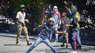 Haiti protests continue despite police crackdown