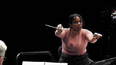 Glass Marcano: A rising star in classical music arts