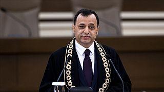 Anayasa Mahkemesi Başkanı Arslan