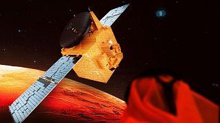 ماموریت فضایی امارات در مریخ