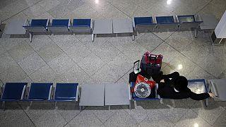 Φωτό αρχείου - Το αεροδρόμιο της Αθήνας «Ελ. Βενιζέλος»