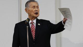 Yoshiro Mori steht trotz seiner Entschuldigung weiter in der Kritik - auch innerhalb der Bevölkerung