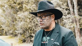 Rawiri Waititi in a photo supplied by the Maori Party.