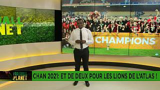 Atlas Lions of Morocco win second CHAN title in a row [Football Planet]