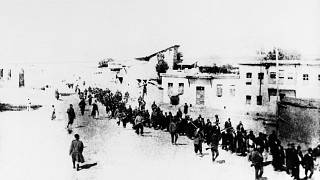 While the exact amount of people killed in the massacre is disputed, Armenia says that as many as 1.5 million died.
