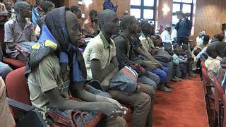Nigeria : reddition d'un des responsables d'un rapt d'enfants