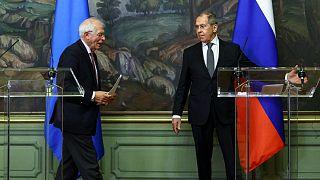 جوزيب بوريل، الممثل الأعلى للاتحاد الأوروبي للشؤون الخارجية والسياسة الأمنية