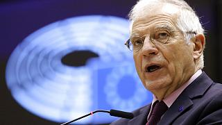 MEPs shared their disappointment and anger over Josep Borrell's visit to Moscow.