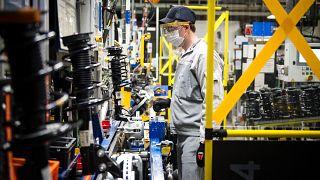 Indústria automóvel britânica sente os efeitos do Brexit