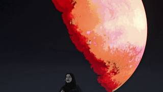 Semana histórica em Marte