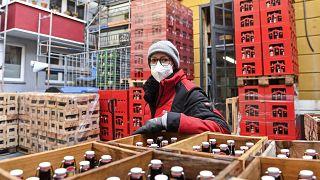 Blickt sorgenvoll in die Zukunft: Brauereichefin Anna Heller