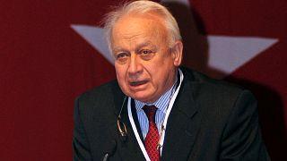 Boğaziçi Üniversitesi eski rektörü Prof. Dr. Üstün Ergüder