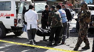 انفجار روز چهارشنبه(۱۰ فوریه) در کابل