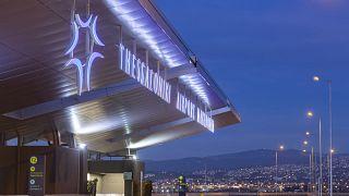 Το αεροδρόμιο Μακεδονία στη Θεσσαλονίκη