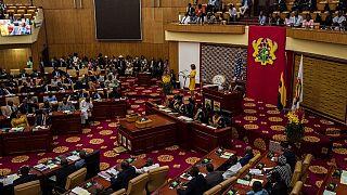 Ghana parliament closes as legislators come down with Covid-19