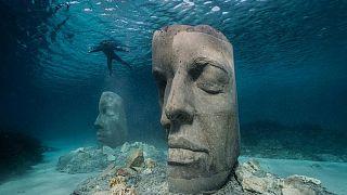 موزه زیر آب در فرانسه