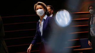 اورزولا فن در لاین، رئیس کمیسیون اروپا