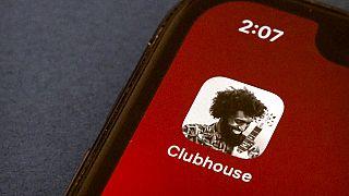 Clubhouse alkalmazás