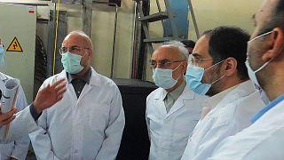 أعضاء وكالة الطاقة النووية الإيرانية