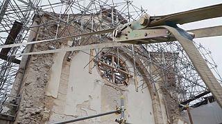 Ηχούν ξανά οι καμπάνες στον καθεδρικό ναό του προστάτη της Ευρώπης