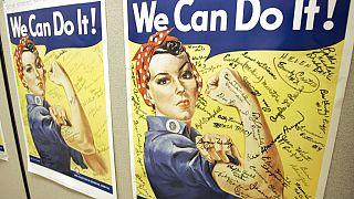 Kadın müdendislerin oranı İsviçre'de yüzde 16.1 iken bu oran Cezayir'de yüzde 48'in üzerinde.