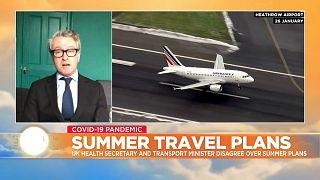Sean Tipton is a spokesman for ABTA, the Travel Association speaking to Euronews