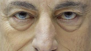 Mario Draghi file photo from Thursday, Dec. 3, 2015