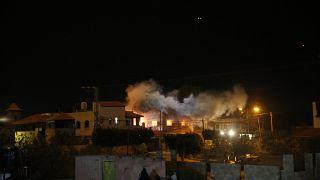 خانه یک فسلطینی مظنون به قتل یک شهرک نشین با مواد منفجره تخریب شد