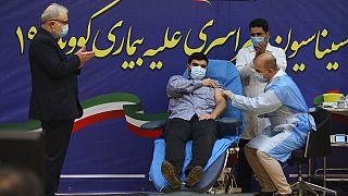 Impfungen im Iran