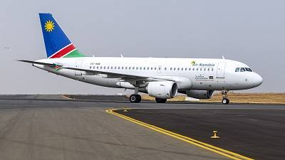 Pressed by losses and debt, Namibia's national airline folds