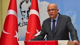CHP'li Enis Berberoğlu'na milletvekili unvanı yeniden verildi.