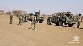 UN 'strongly condemns' attack on peacekeepers in central Mali