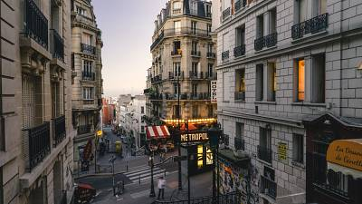 Paris is often referred to as the most romantic city in the world