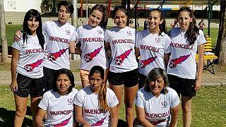 آکادمی فوتبال زنان در بولیوی