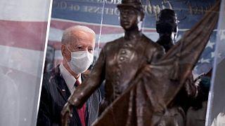 Joe Biden honore les militaires Afro-Américains
