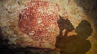 Música prehistórica con una caracola de más de 18.000 años